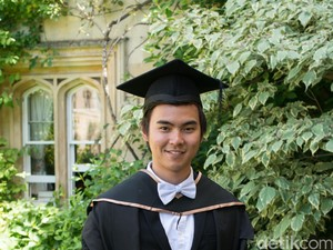 Samuel Putra, Jawara Sains Dunia hingga Lulus Summa Cumlaude di Oxford