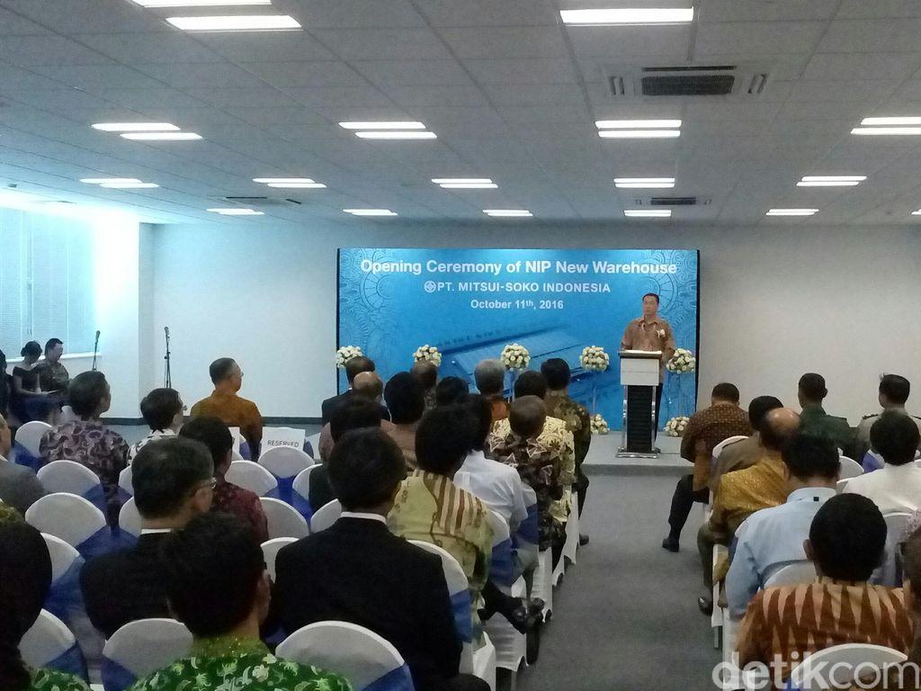 Perusahaan Jepang Bangun Fasilitas Logistik Rp 100 Miliar di Mojokerto