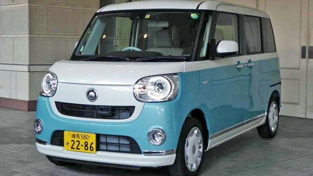 Si Mungil Daihatsu Move Canbus