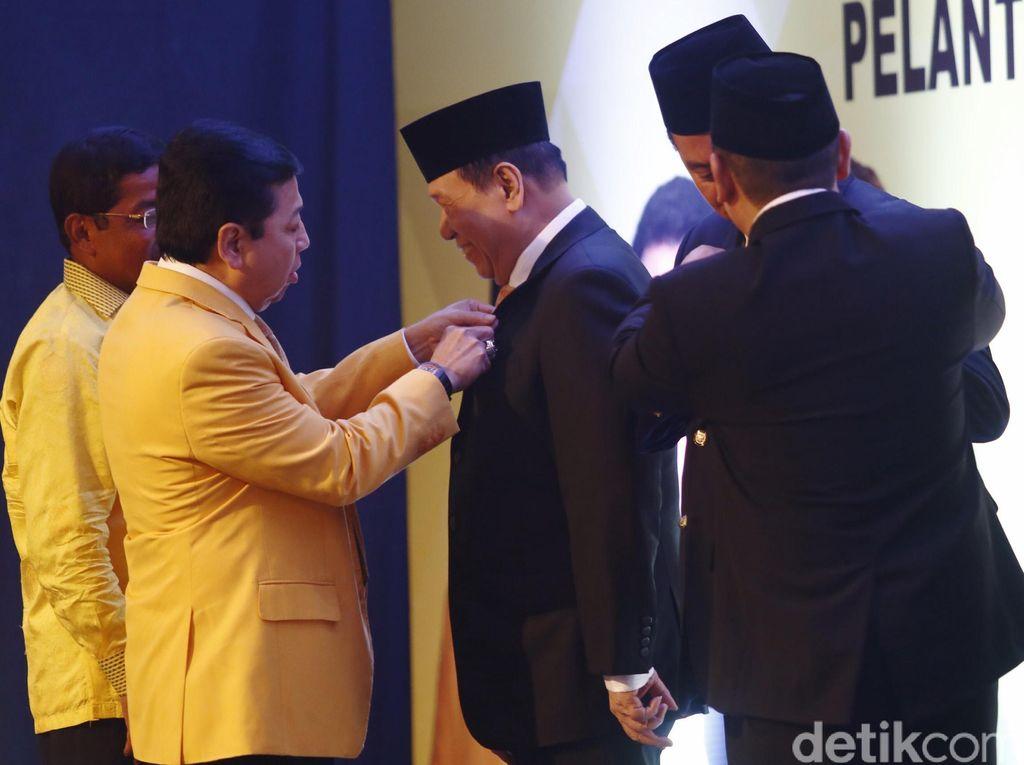 Kahar Jadi Ketua Komisi III DPR, Novanto: Bagus Dong