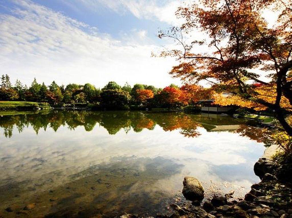 Inikah Taman Tercantik di Jepang?