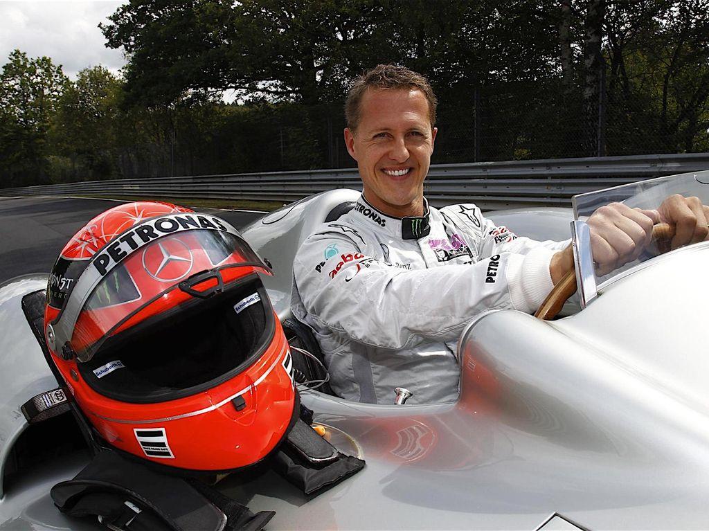 Michael Schumacher, Overtaking, Crash, dan Misteri Kesehatannya
