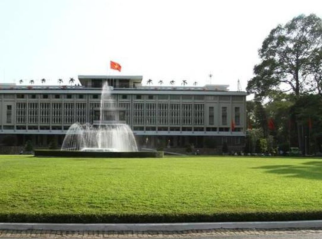 Melihat Paris Ala Vietnam di Ho Chi Minh