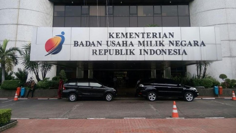 PP Aturan Holding BUMN Sudah Terbit