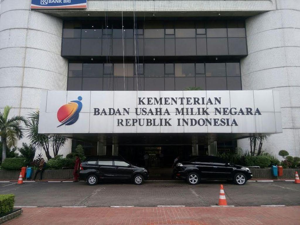 Ramai di Medsos Pegawai BUMN Diminta Ikut Kampanye Jokowi