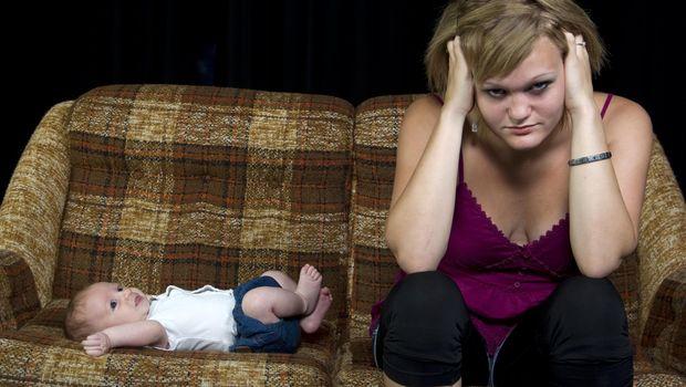 {SEO} Bunda, Ketahui Bedanya Baby Blues dan Depresi Pasca-melahirkan