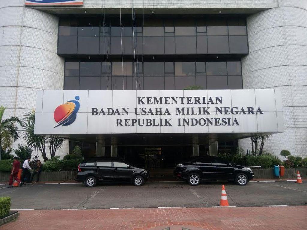 Beda Holding BUMN RI dengan Singapura dan Malaysia
