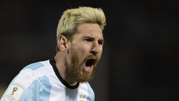 Tolonglah Argentina, Messi
