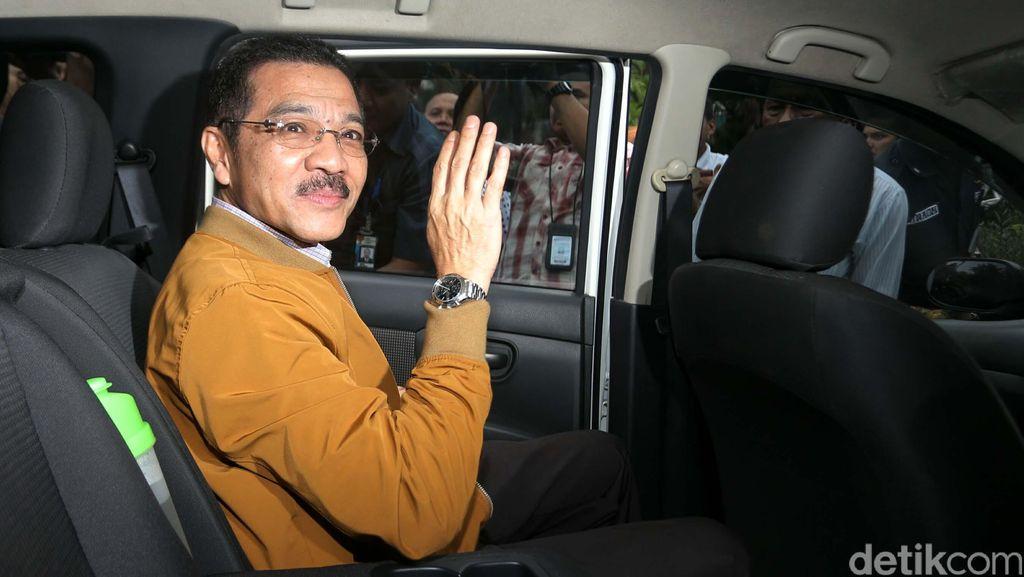 Kasus Korupsi e-KTP, KPK Periksa Eks Mendagri Gamawan Fauzi