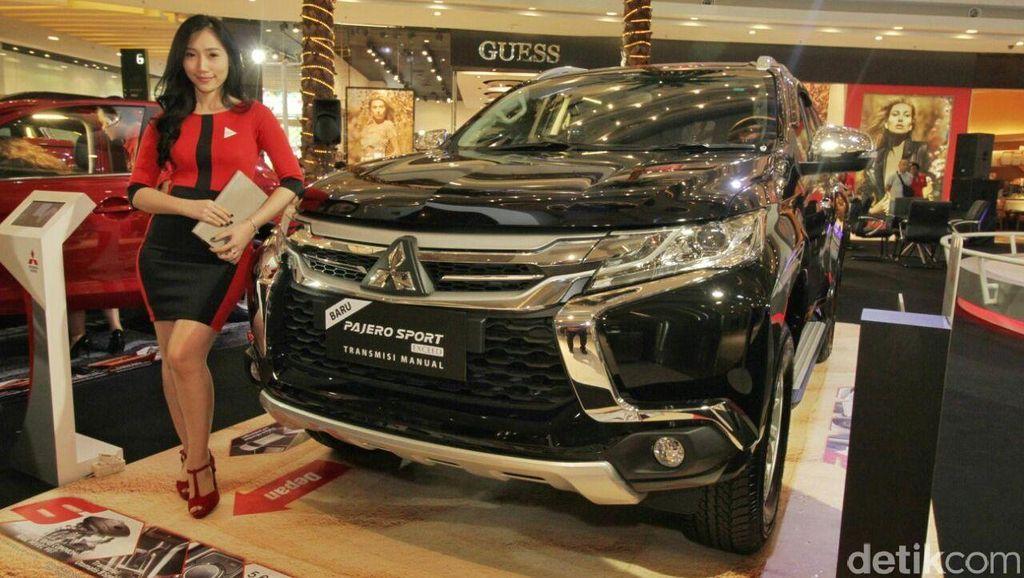 Mitsubishi Bawa 3 Mobil Anyar di Arena IIMS 2017