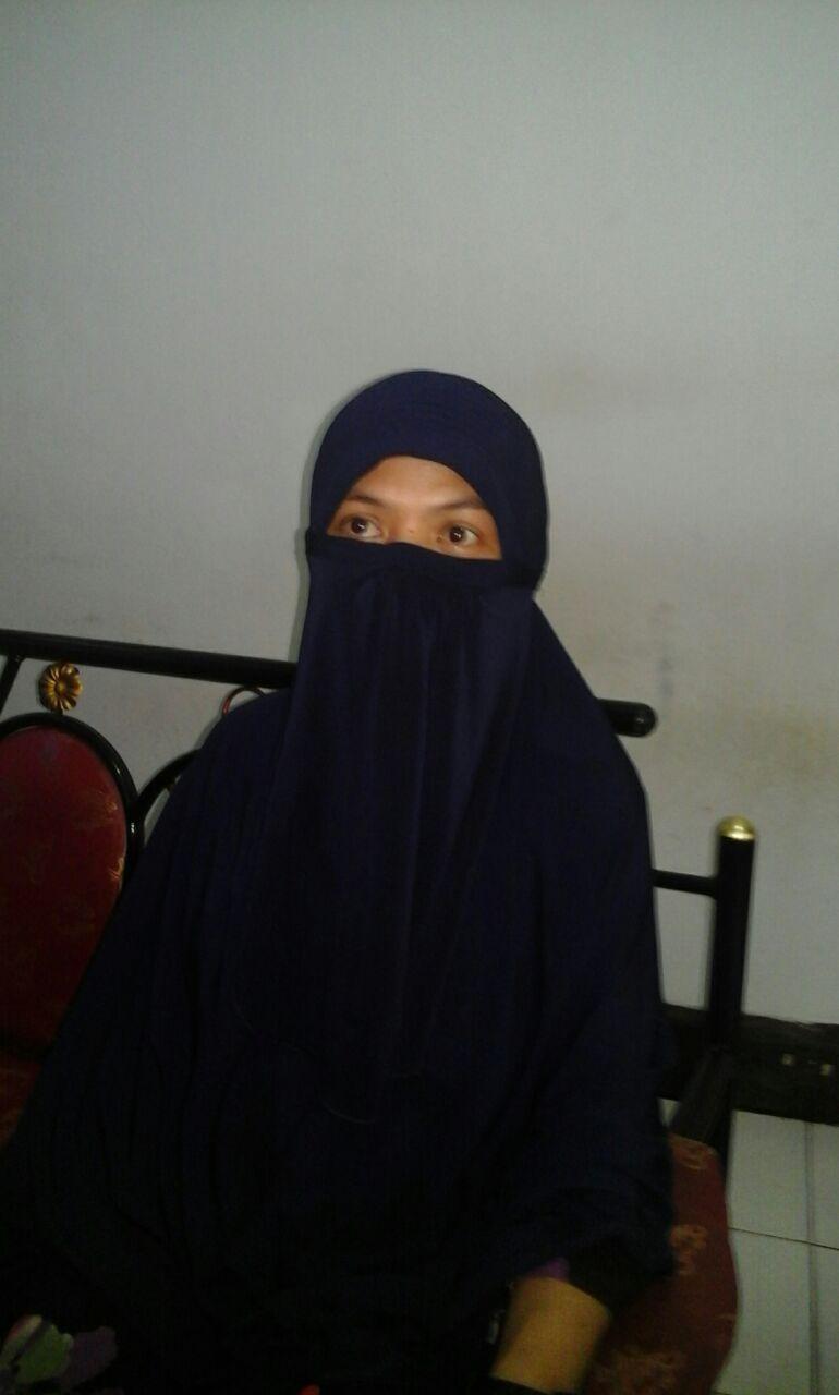 Tini, Istri Ali Kalora/ Ist