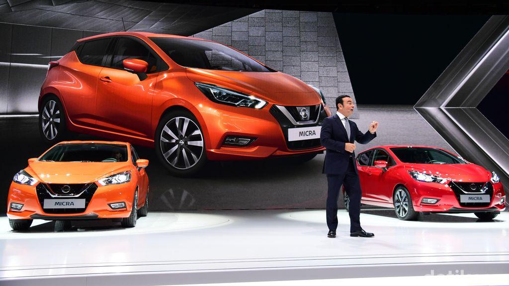 Nissan Kaji Kemungkinan Bawa March Model Anyar ke Indonesia
