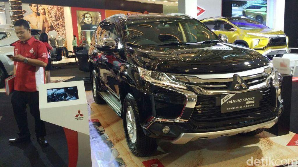 Penjualan Mobil Mitsubishi akan Ditangani Perusahaan Baru