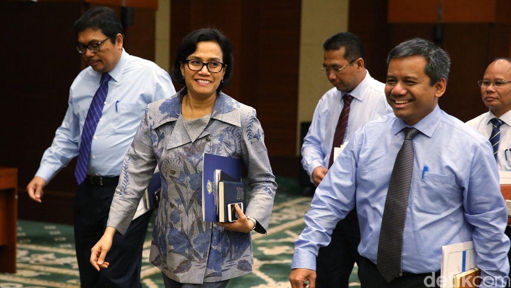Banyak Pengacara Belum Ikut Tax Amnesty, Sri Mulyani Minta Bantuan Hotman Paris