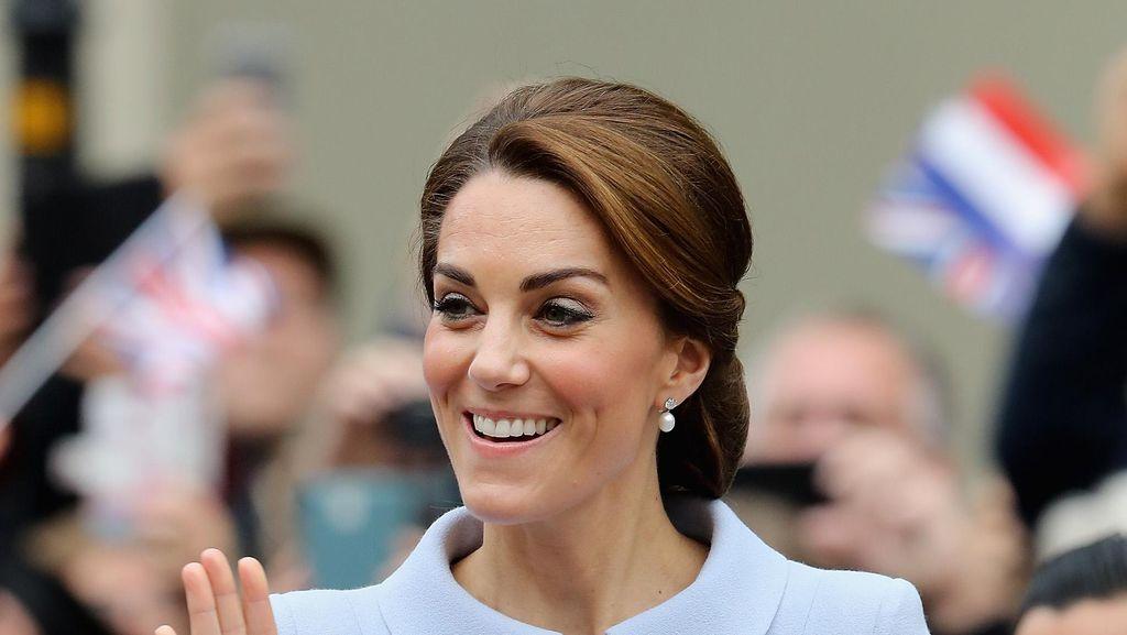 Ssst, Ini Salah Satu Hal yang Dilakukan Kate Middleton untuk Redakan Stres