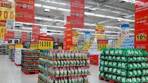 Belanja Unilever Rp 150.000, Pilih Sendiri Hadiahnya di Transmart Carrefour