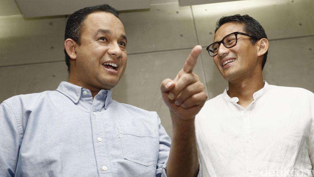 Anies Baswedan Hobi Ngebengkel, Sandiaga Uno Cinta Mati Nissan