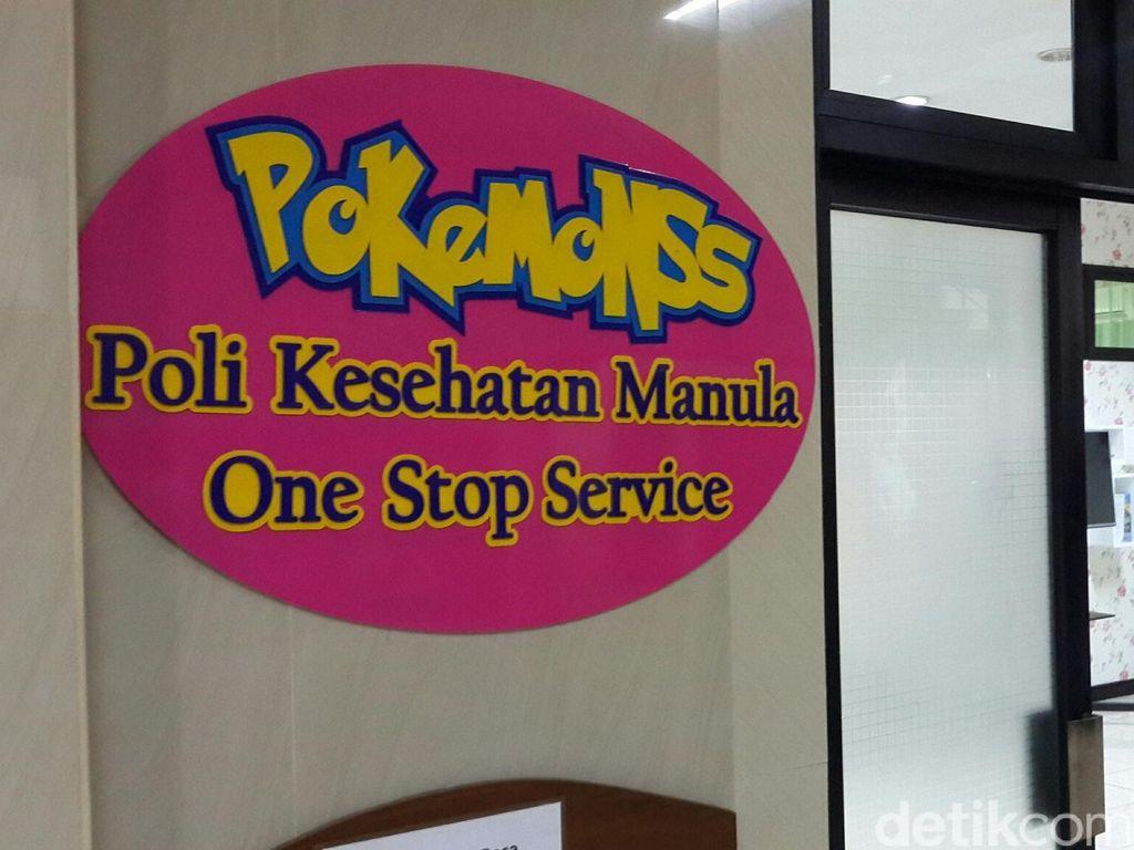 Ada Pokemonss, Begini Kerennya Puskesmas Kebon Jeruk yang Jadi Viral Itu