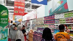 Gratis Tisu Paseo untuk Pembelian Produk Tertentu di Transmart Carrefour