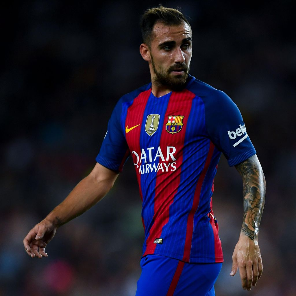 Kepercayaan Diri Alcacer Tak Terkikis meski Belum Bikin Gol untuk Barca