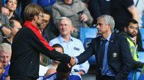 Saat Klopp Sebut Mourinho Dulunya Kiper
