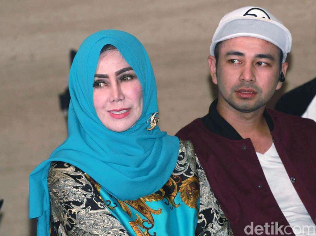 Ibunda Raffi Ahmad Terpapar COVID-19 Setelah Pulang dari Bali