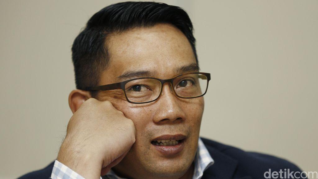 Ini Himbauan Kang Emil Buat Kamu yang Mau Tahun Baruan di Bandung