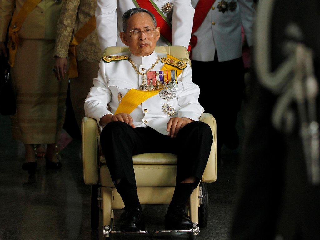 PM Thailand: Putra Mahkota Maha Vajiralongkorn Akan Gantikan Raja Bhumibol