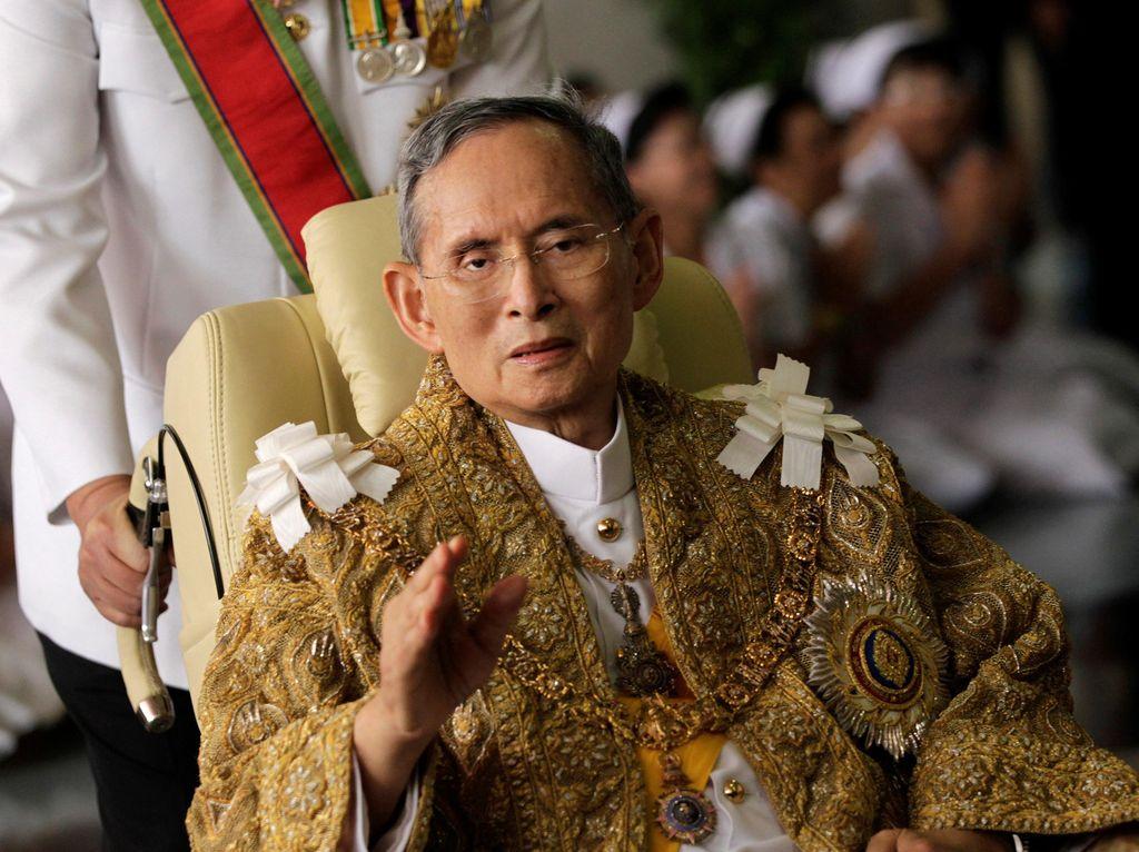 Raja Thailand Mangkat, Kemlu: ASEAN dan Dunia Merasa Kehilangan