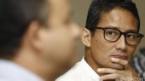 Prihatin dengan Penjarahan di Penjaringan, Sandiaga Janji Perbaiki Ekonomi di Jakut