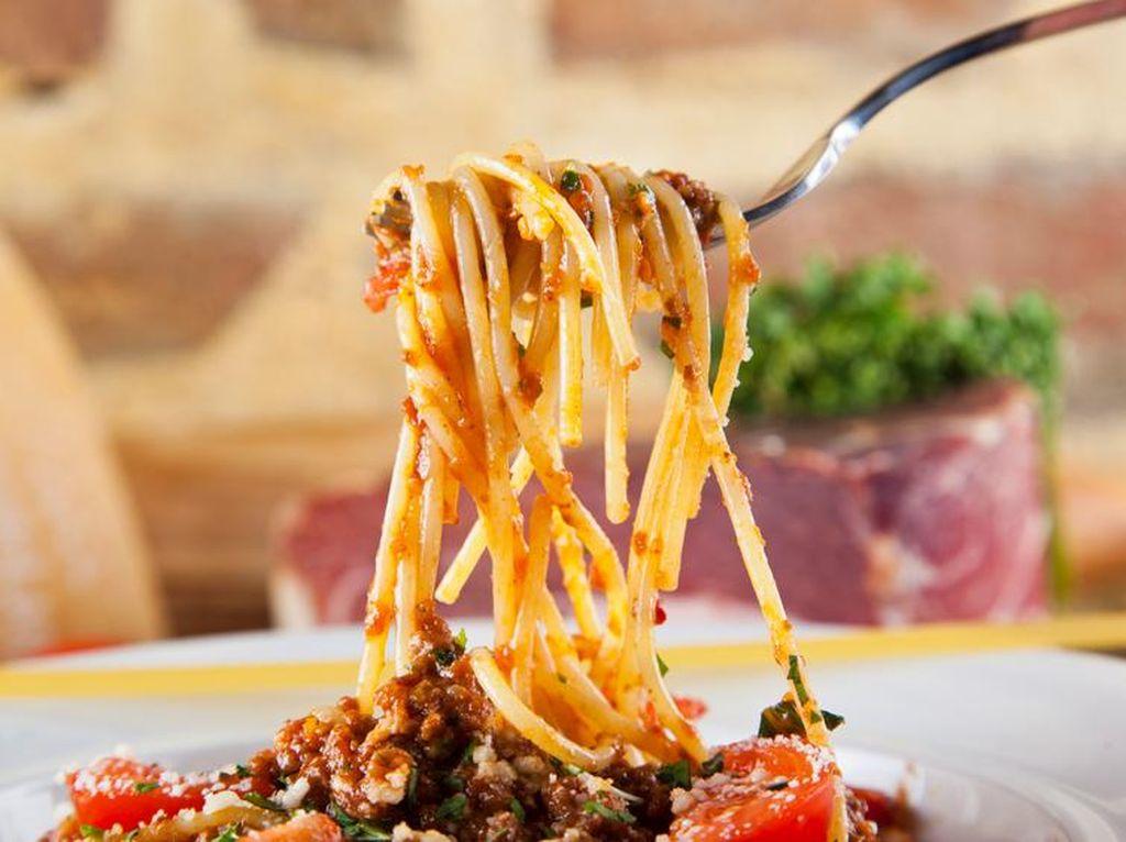 Meski Populer di Dunia Spaghetti Bolognese Bukan Asli Italia
