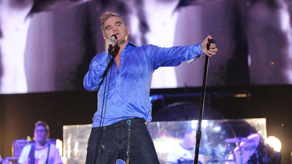 Beruntungnya Indonesia, Morrissey Batalkan Banyak Konser di AS