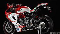 MV Agusta Rilis Motor Sport Balap F3 RC