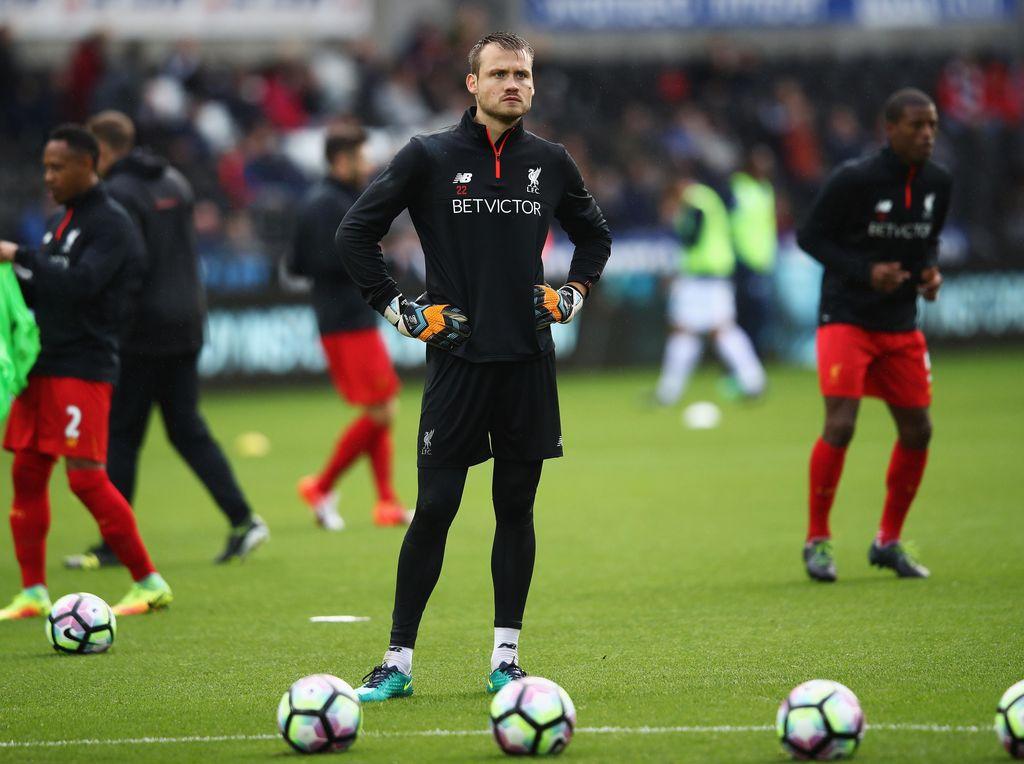 Liverpool Bakal Turunkan Mignolet di Piala Liga Inggris