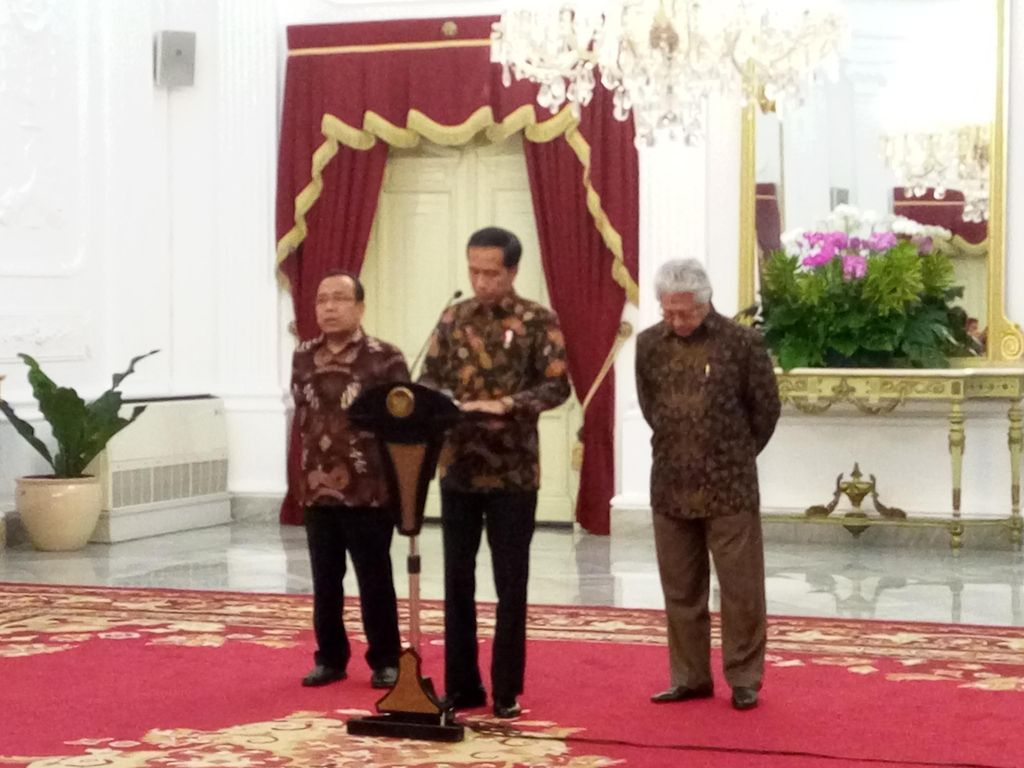 Presiden Jokowi Berduka atas Meninggalnya Raja Thailand