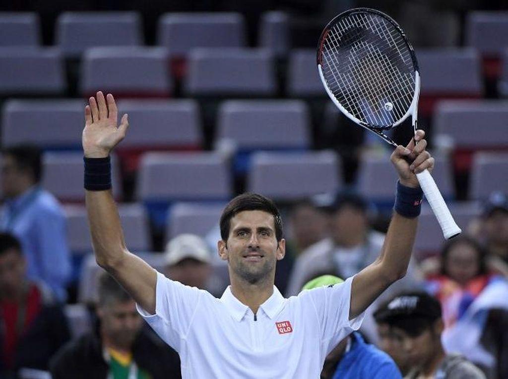 Djokovic Melangkah ke Perempatfinal