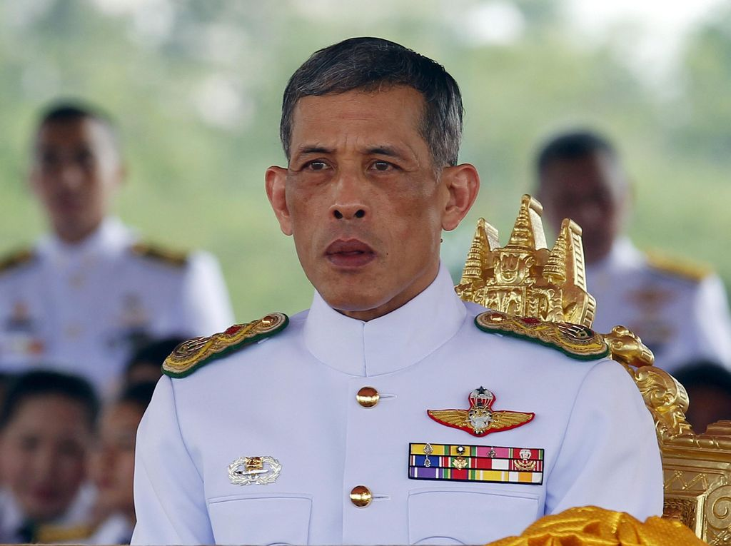 Proses Suksesi Putra Mahkota Vajiralongkorn Jadi Raja Thailand Dimulai