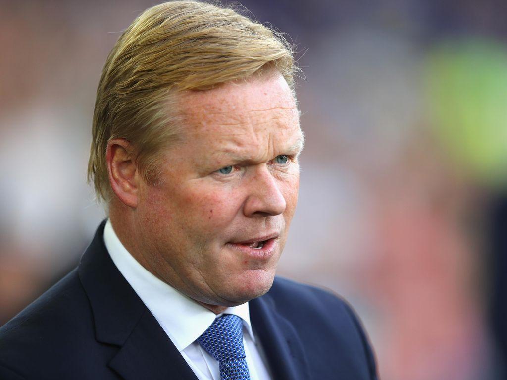 Disebut Jadi Kandidat Pelatih Barca, Koeman Diharapkan Bertahan di Everton