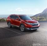 Honda CR-V Dapat Hasil Tes Tabrak yang Bagus