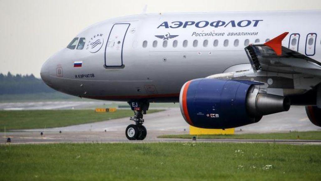 Bercanda Ada Bom di Pesawat Rusia, Traveler Terancam Denda Rp 1,1 M