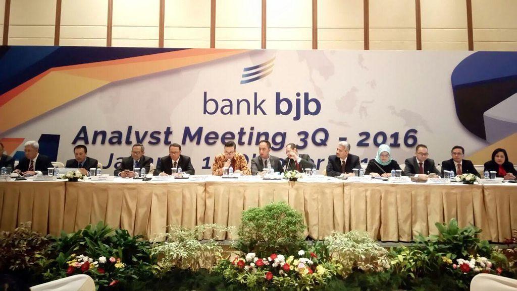 Triwulan III-2016, Pertumbuhan Kredit BJB Capai 15%