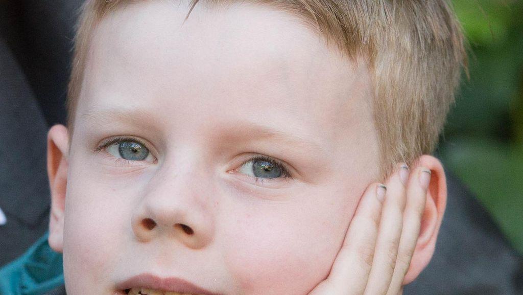 Cerita Nathan, Bocah yang Selalu Tersenyum Lebar Sesaat Sebelum Kejang
