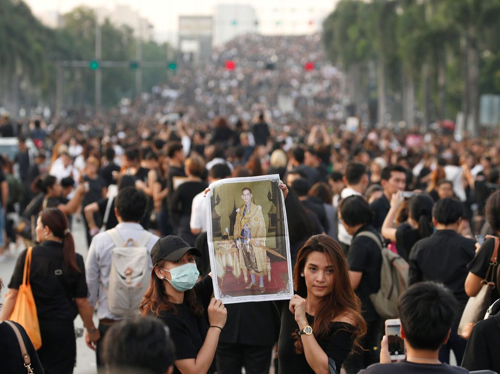 Dampak Wafatnya Raja Thailand Terhadap Liburan Kamu