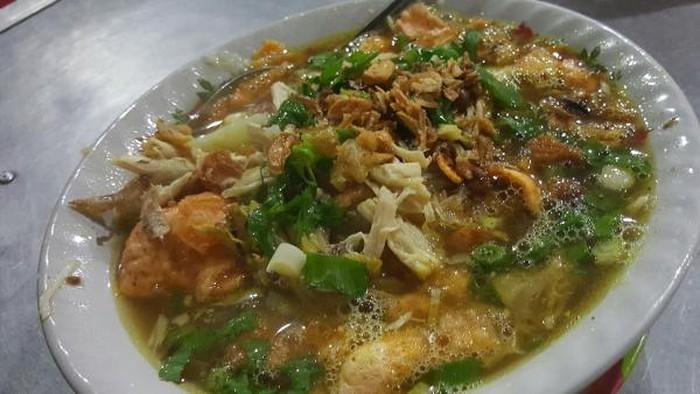Bubur Sop Ayam | Kuliner Murah Cirebon