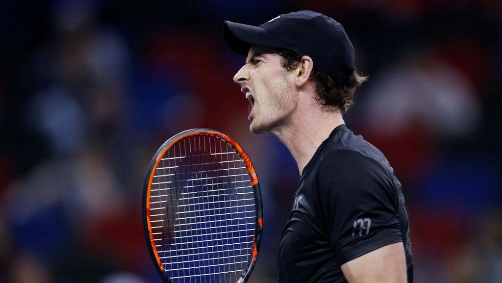 Skotlandia Disarankan Libatkan Andy Murray di Ruang Ganti