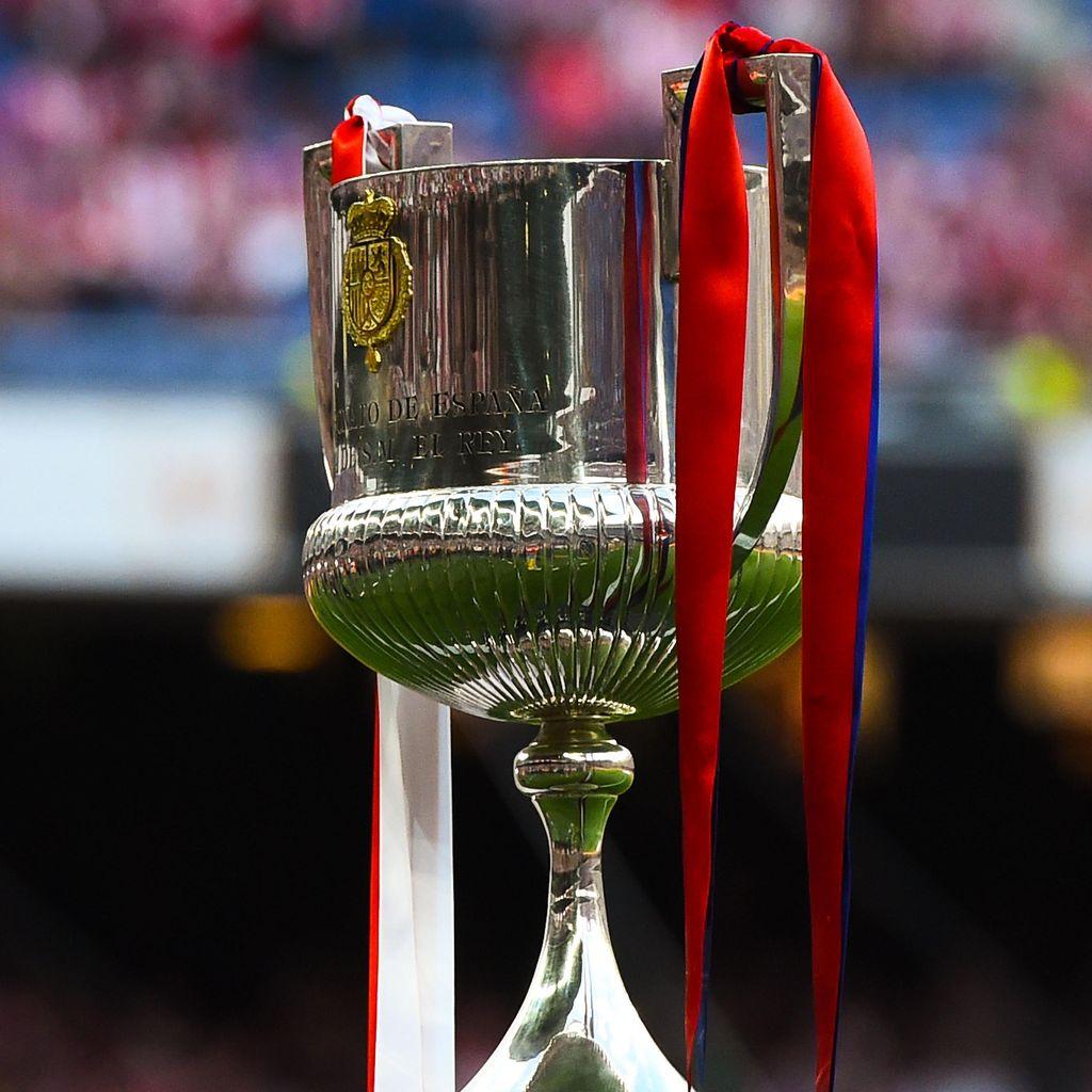 El Clasico di Semifinal Copa del Rey: Barcelona Vs Real Madrid