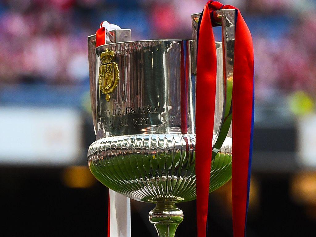 Hasil Drawing Babak 16 Besar Copa del Rey