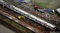 Pembangunan Stasiun Sudirman Baru Terus Dikebut