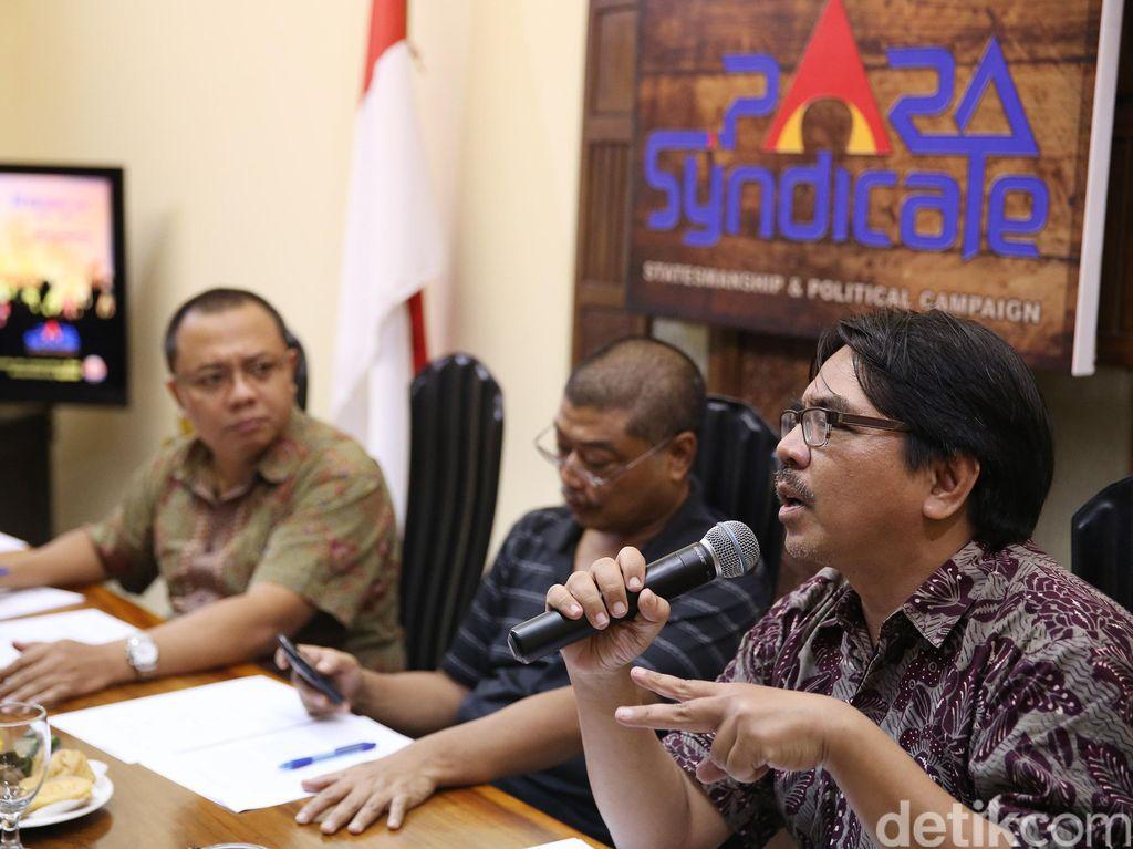 Diskusi Isu SARA di Pilgub DKI Jakarta