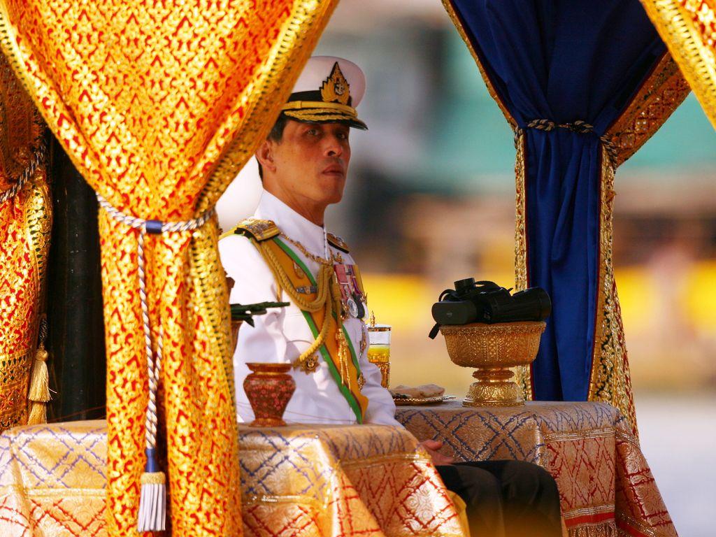 Thailand akan Punya Raja Baru pada 1 Desember